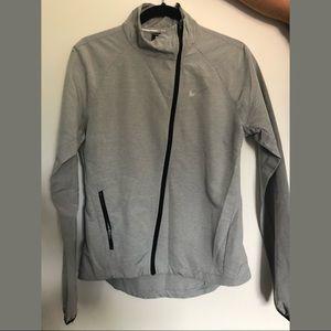 Nike Women's Gray Windrunner Jacket